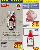Metro katalog Prehrana Osijek Varaždin do 18.4.