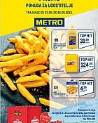 Metro katalog Ugostitelji do 16.5.