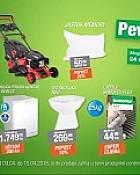 Pevec katalog Pevecovih sedam do 15.4.