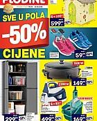 Plodine katalog Sve u pola cijene do 25.4.