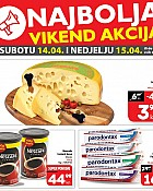Plodine vikend akcija do 15.4.
