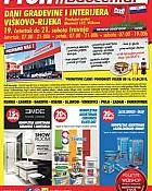Profi Baucentar katalog Dani otvorenih vrata Rijeka
