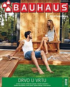 Bauhaus katalog Drvo u vrtu 2018