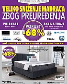 Harvey Norman katalog Veliko sniženje madraca