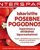 Interspar kuponi prehrana svibanj 2018