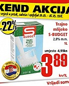 Interspar vikend akcija do 6.5.