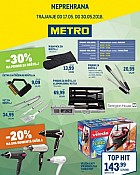 Metro katalog neprehrana Osijek Varaždin do 30.5.