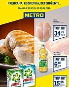 Metro katalog prehrana do 30.5.