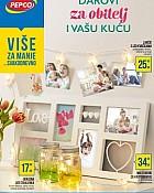 Pepco katalog Darovi za obitelj i vašu kuću