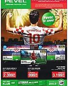 Pevec katalog Navijačka ponuda 2018