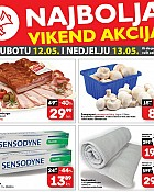 Plodine vikend akcija do 13.5.