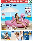 Interspar katalog Sve za ljeto 2018