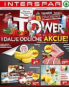 Interspar katalog Tower centar Rijeka do 27.6.