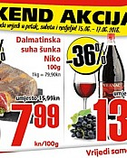 Interspar vikend akcija do 17.6.
