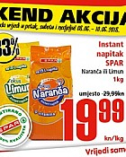 Interspar vikend akcija do 10.6.