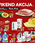 Konzum vikend akcija do 17.6.