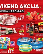 Konzum vikend akcija do 24.6.