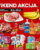 Konzum vikend akcija do 10.6.