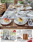 Lesnina katalog Užitak za stolom lipanj