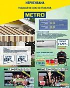 Metro katalog neprehrana Osijek Varaždin do 27.6.