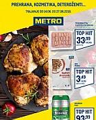 Metro katalog prehrana do 27.6.
