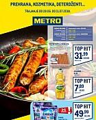 Metro katalog prehrana Osijek Varaždin do 11.7.