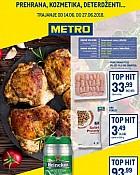 Metro katalog prehrana Osijek Varaždin do 27.6.