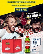Metro katalog Ususret svjetskom prvenstvu do 11.7.