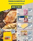 Metro katalog Ugostitelji do 11.7.