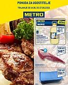Metro katalog Ugostitelji do 27.6.