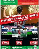 Pevec katalog Navijačka ponuda do 30.6.