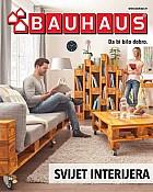 Bauhaus katalog Svijet interijera