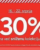 C&A akcija -30% popusta na sniženo