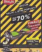 Hervis katalog Veliki ljetni popusti do 6.8.