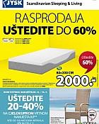 JYSK katalog Rasprodaja do 25.7.
