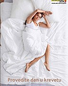 Lesnina katalog Provedite dan u krevetu