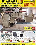 Lesnina katalog Veliko sezonsko sniženje Zagreb Jankomir
