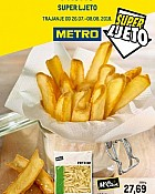 Metro katalog Super ljeto do 8.8.