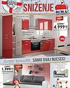 Mima namještaj katalog Sniženje srpanj 2018