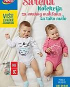 Pepco katalog Šarena kolekcija za svakog mališana
