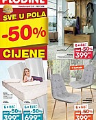 Plodine katalog Sve u pola cijene do 18.7.