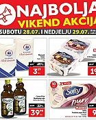 Plodine vikend akcija do 29.7.