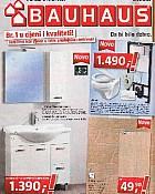 Bauhaus katalog kolovoz 2018