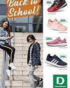 Deichmann katalog Škola 2018