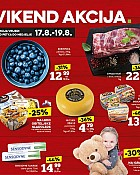 Konzum vikend akcija do 19.8.