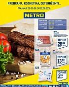 Metro katalog prehrana Osijek Varaždin do 22.8.