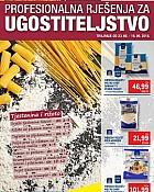 Metro katalog Ugostiteljstvo do 5.9.