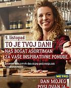 Metro katalog Dan mojeg poslovanja do 22.8.