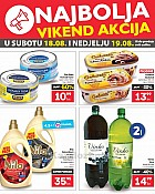 Plodine vikend akcija do 19.8.