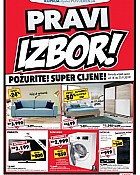 Harvey Norman katalog Pravi izbor do 25.9.